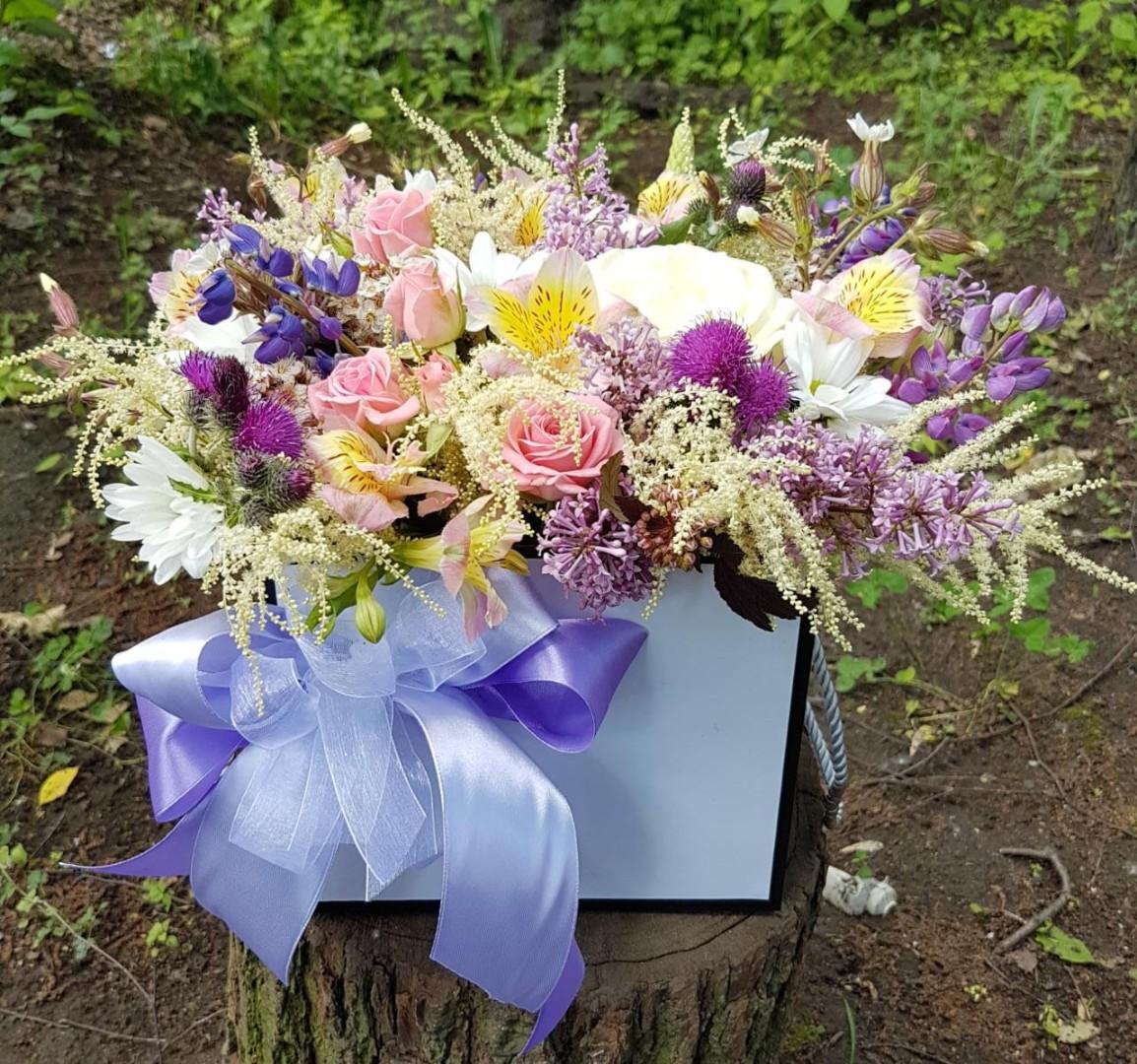 Купить букет в королеве, букет какой цветок